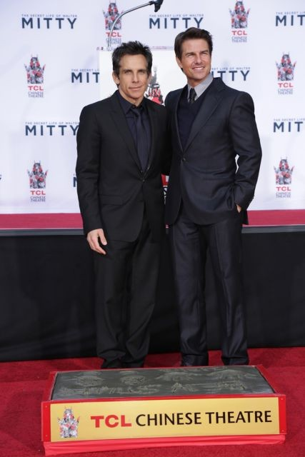ベン・スティラー、待望のハリウッド殿堂入り!「長年の夢が現実に」