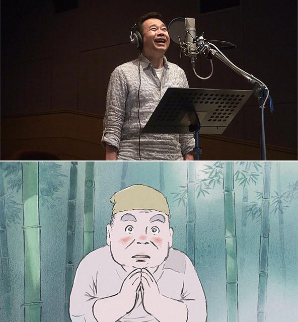 三宅裕司、亡き地井武男さんへ恩返し 「かぐや姫の物語」に代役出演していた