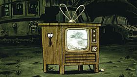 旧型テレビがたどる数奇な運命を描く 「ゴールデンタイム」「つみきのいえ」