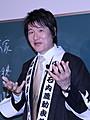 """林先生、""""今""""で今年の漢字狙う!ライバルは""""倍""""?"""