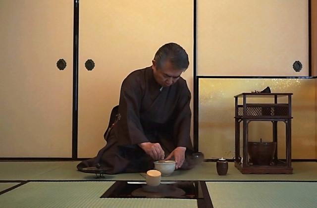 茶道ドキュメント「父は家元」1月25日公開 小堀宗実に密着取材
