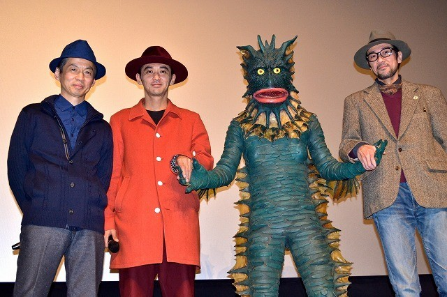石井岳龍監督ら、偉大なオリジナルに挑んだ「ネオ・ウルトラQ」は「精神を受け継ぎつつも新しい」