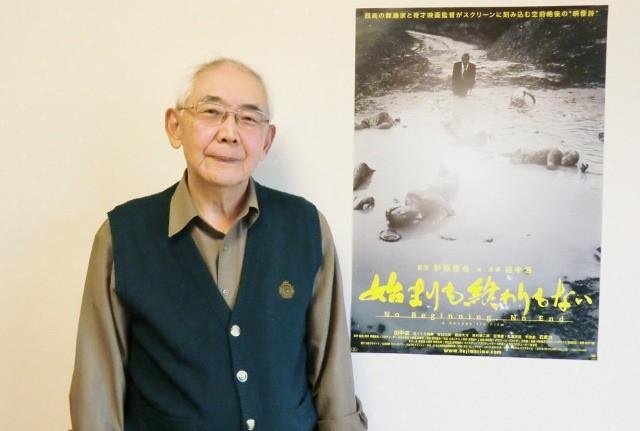 「女囚さそり」伊藤俊也監督、田中泯と作り上げた非言語映画「これまでの私の映画が透けて見える」