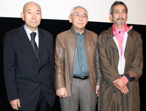 伊藤俊也監督、野心作「始まりも終わりもない」に並々ならぬ自信