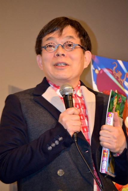 山寺宏一、分身「かいけつゾロリ」も「かわいい花嫁をゲットできるかも!」