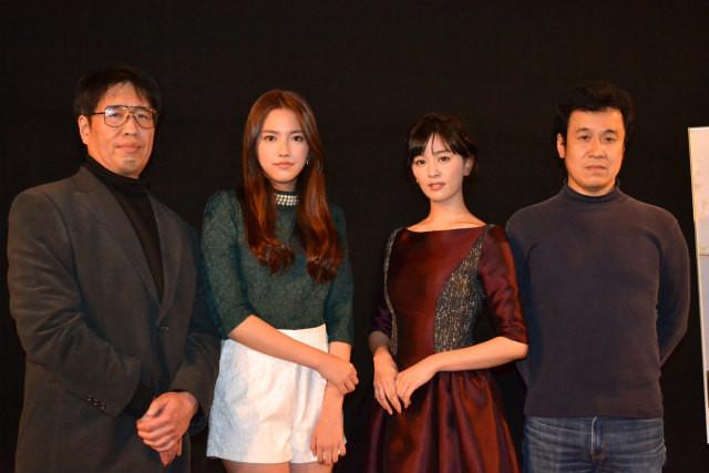 石橋杏奈&竹富聖花、3年越し公開「ゆめのかよいじ」思い出話に花咲かす