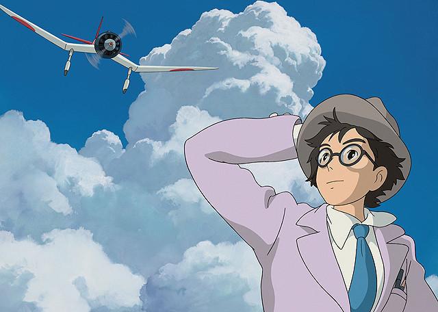 アニメ賞にノミネートされた「風立ちぬ」