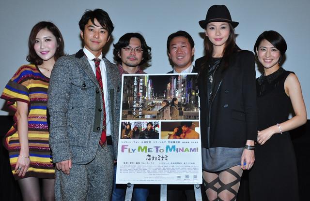 小橋賢児、6年ぶり主演復帰作の公開に笑顔