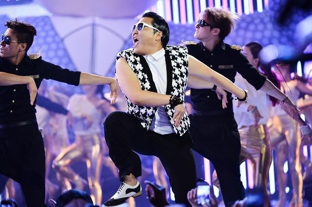 2013年YouTubeで最も視聴されたミュージックビデオ、PSYが断トツ1位