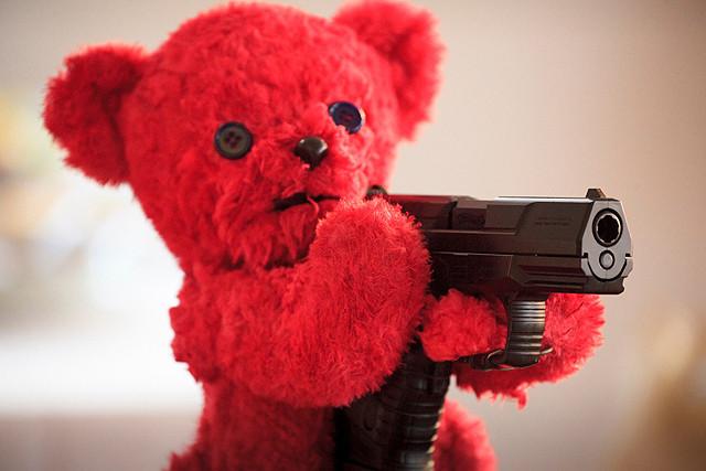 「テッド」に続いてクマブームを起こす?
