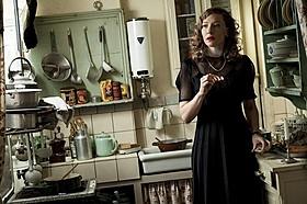 物語のカギを握るヒロインを演じるケイト・ブランシェット「ミケランジェロ・プロジェクト」