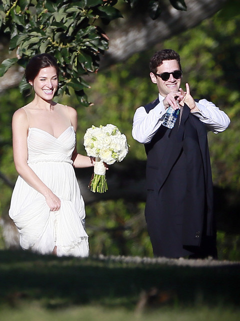 「ハングオーバー!」ジャスティン・バーサが結婚