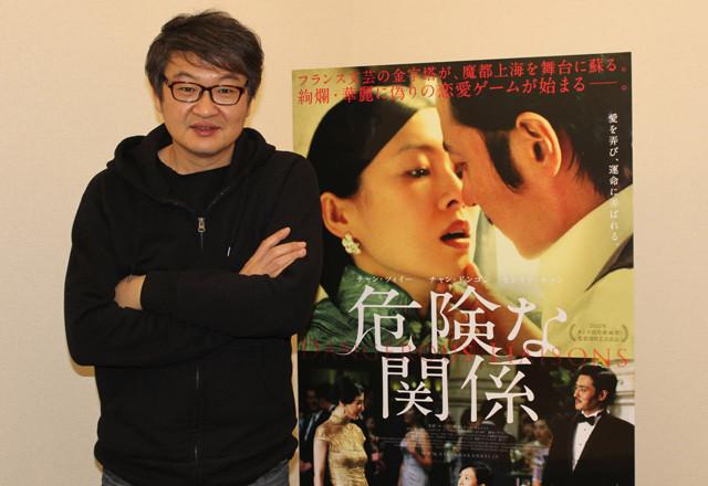 """韓国の人気監督、""""検閲""""との駆け引き明かす 中国で「危険な関係」映画化"""