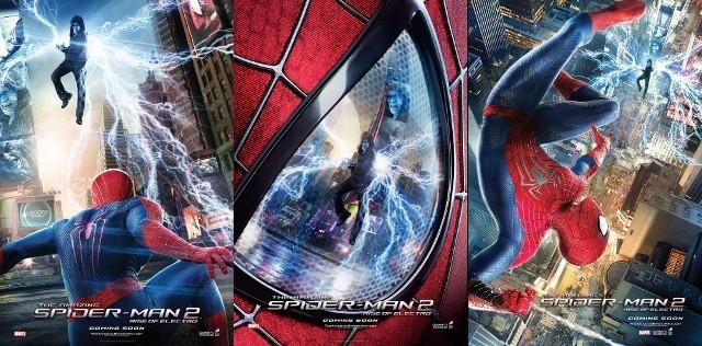 「アメイジング・スパイダーマン2」日本初公開の新ビジュアルを独占入手!