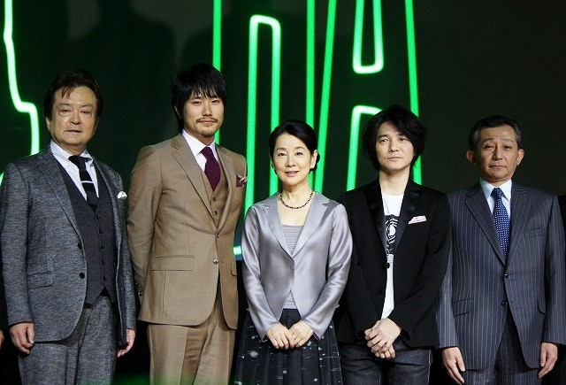 吉永小百合「お母さん冥利に尽きる」 堺雅人、吉岡秀隆の次は松山ケンイチの母親?