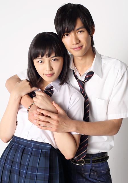 川口春奈&福士蒼汰「好きっていいなよ。」に主演!原作者・葉月かなえ太鼓判「きた!」