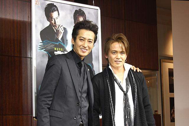 大沢樹生と諸星和己、20年来の約束で映画共演も実は犬猿の仲?