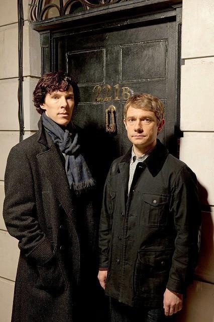 「SHERLOCK」シーズン3がイギリスで好視聴率 初回視聴者数は920万人