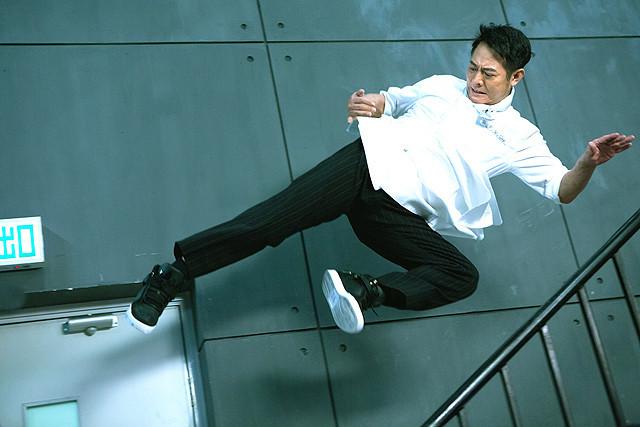ジェット・リーと香港アクションスターの神業さく裂 「ドラゴン・コップス」公開決定