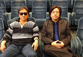 長谷川和彦監督と樋口尚文氏「青春の殺人者」