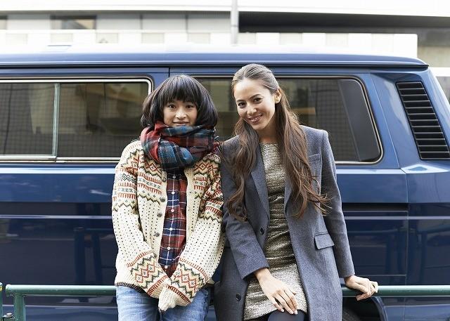 """道端ジェシカ、銀幕デビュー!日本初の""""ヨガ映画""""で門脇麦とW主演"""