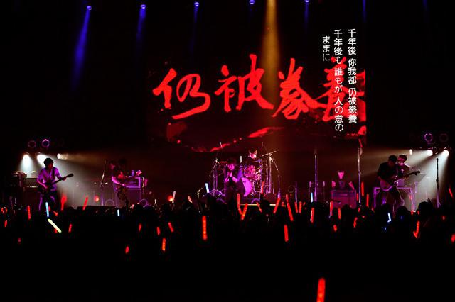 """台湾から世界へ アジアの""""怪物バンド""""Mayday、日本進出への一歩一歩"""