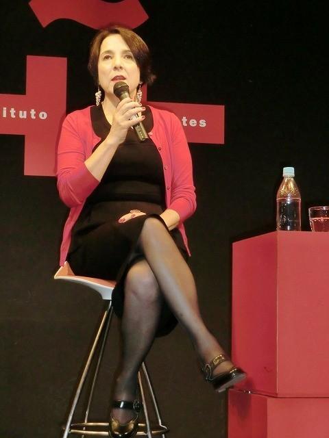 ベルリン主演女優賞受賞したチリのベテラン女優パウリーナ・ガルシアが来日
