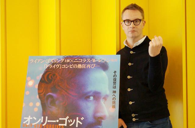 「オンリー・ゴッド」ニコラス・W・レフン監督からのビデオメッセージが到着!