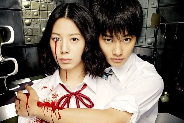 夏帆、血まみれに…山田悠介「パズル」映画化で野村周平と共演