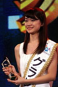 グランプリに輝いた 17歳の辻美優さん「映画 プリキュアオールスターズ NewStage3 永遠のともだち」