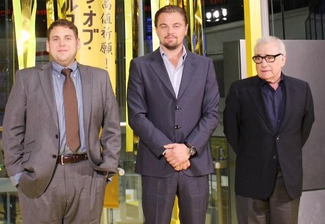 """レオナルド・ディカプリオ、""""東証""""で会見!米俳優では初めての快挙"""