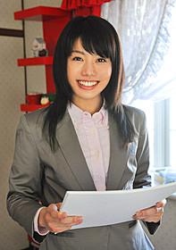 「マザー」で映画初ヒロインを 務める、元宝塚トップ娘役の舞羽美海「マザー」