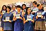 東宝シンデレラ8人、3年ぶりに勢ぞろい 写真集発売に笑顔