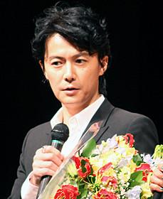 福山雅治、俳優として初受賞 第3...