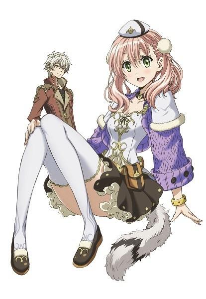 人気ゲーム「アトリエシリーズ」初のアニメ化 「エスカ&ロジーのアトリエ」4月放送