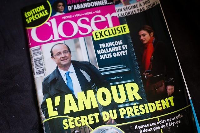仏オランド大統領の新恋人、フランス映画界での実績は?