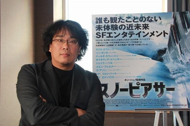 ポン・ジュノ監督「スノーピアサー」であぶり出す「人間の本質」