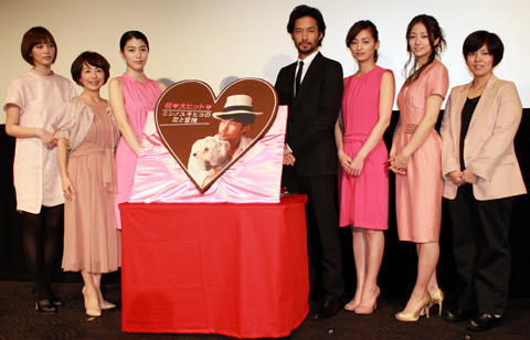 竹野内豊、主演映画「ニシノユキヒコの恋と冒険」公開に歓喜!?のターン