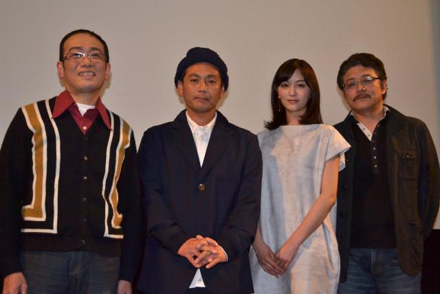 ココリコ・遠藤章造、主演作初日の大雪に「『バスジャック』したろかな」