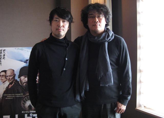 ポン・ジュノ監督×川村元気氏がラジオ対談 「寄生獣」オープニング構想も語り合う