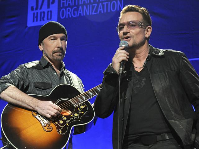 「U2」ボノとエッジ、「Once」ジョン・カーニー監督とタッグ
