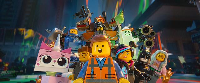 【全米映画ランキング】「LEGO(R)ムービー」がV クルーニー監督・主演作は2位