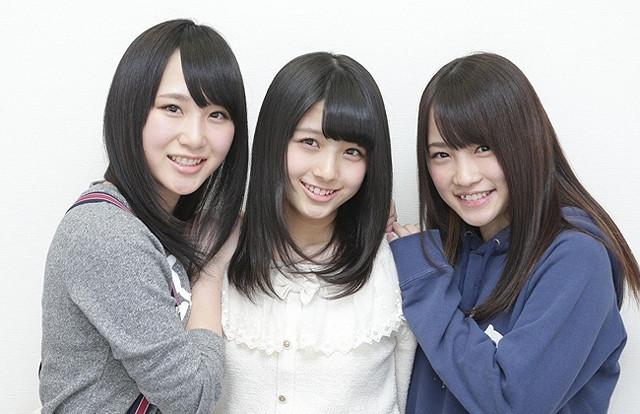 AKB新世代・大和田、川栄、高橋が主演 犬童一心演出ドラマが4月スタート
