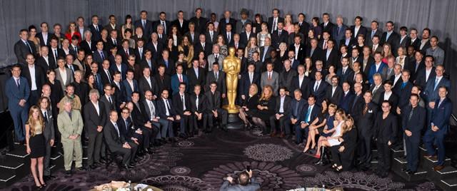 世界で最も豪華!アカデミー賞候補者が集合しての昼食会が開催