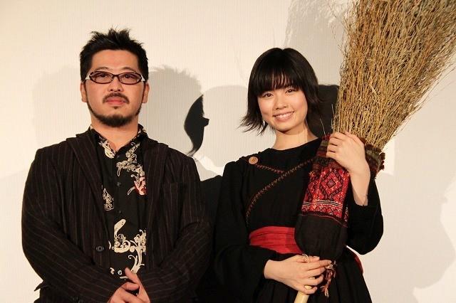 さぬき映画祭2014開幕!「魔女の宅急便」小芝風花、満員の客席にニッコリ
