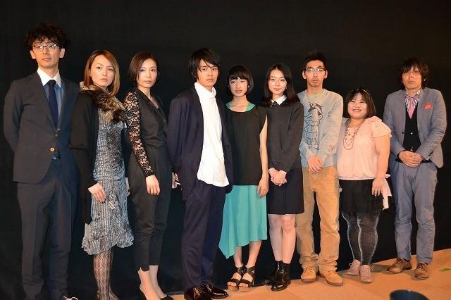 池松壮亮、主演作「愛の渦」の見どころは「女性陣の体?」