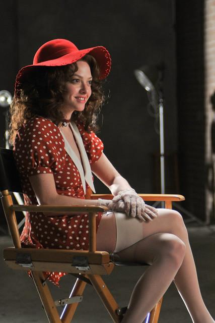 アマンダ・セイフライドが「ラヴレース」で演じたポルノ女優を映像で語る