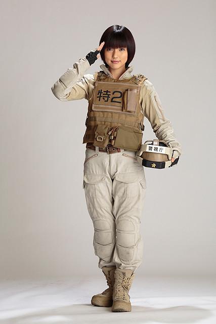 真野恵里菜、1年2カ月ぶりの新曲で主演を務める「パトレイバー」主題歌担当