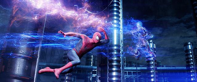 アクション満載の3分間!「アメイジング・スパイダーマン2」特別映像公開