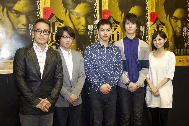 柳楽優弥、舞台「金閣寺」主演に強い意気込み「初日までに坊主にする」